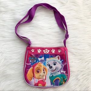 Nickelodeon Paw patrol purse, pink